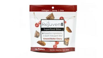 Rejuven8 Almond Butter Cherry Superfood Bites