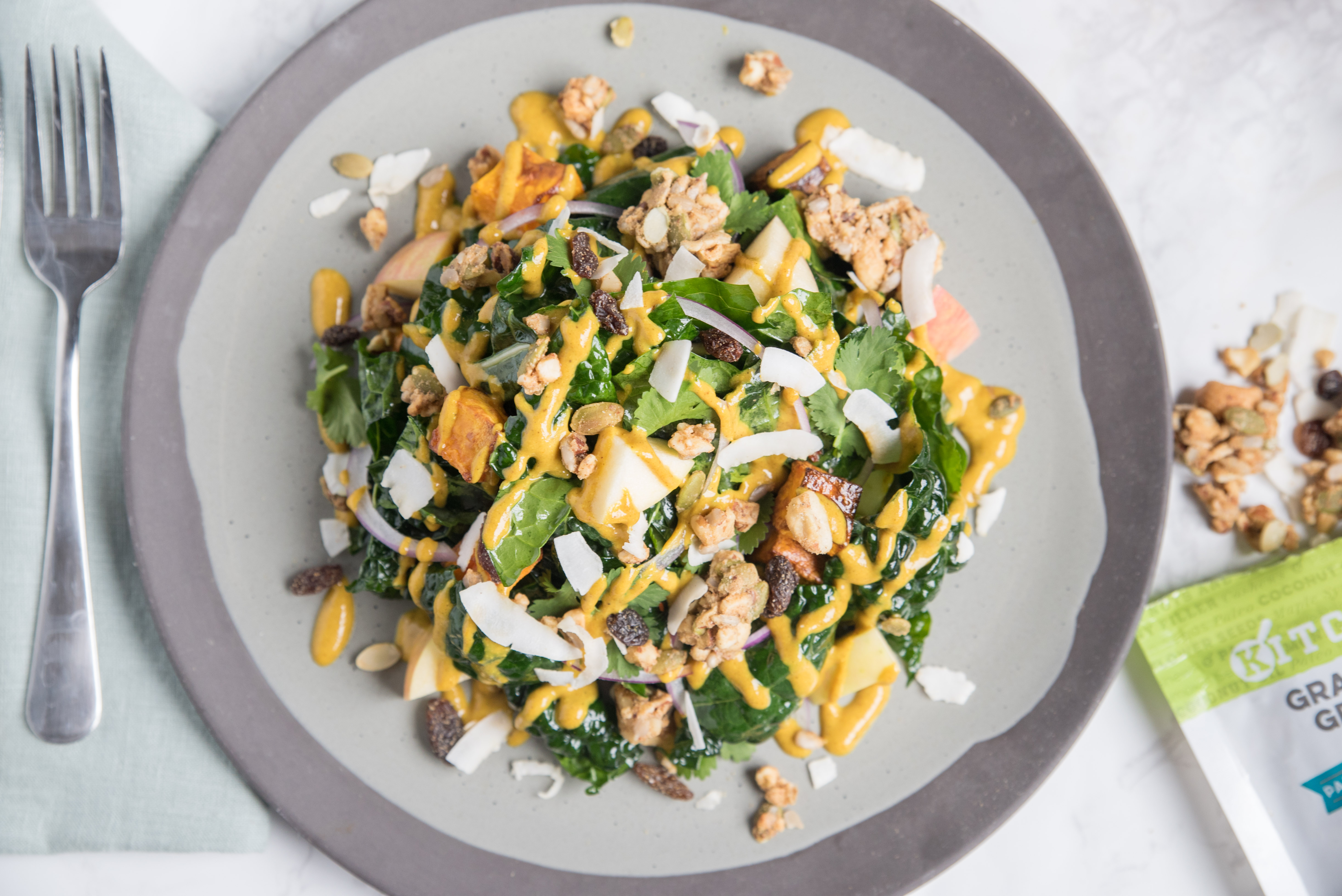 Holiday Recipe: Tuscan Curry Salad